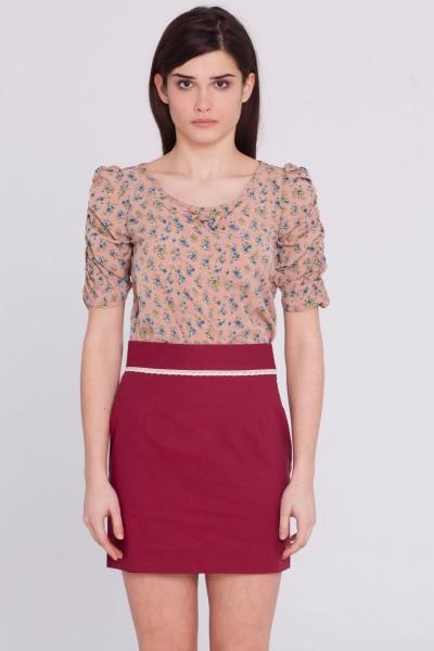 Falda rosa Gabriela