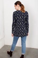 Camiseta Louise azul marino