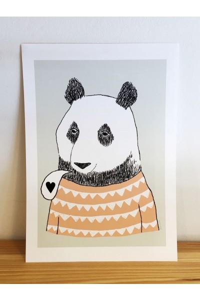 Print oso
