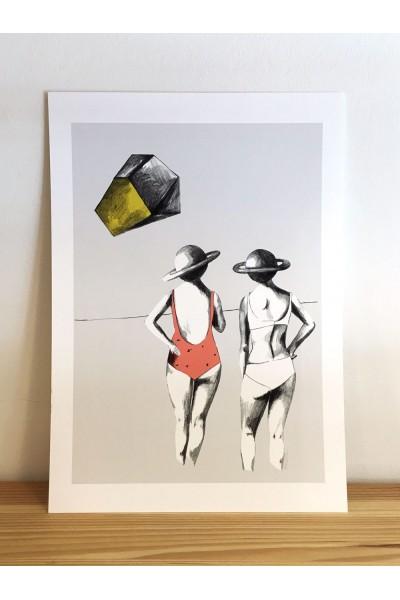 Ilustración saturnas