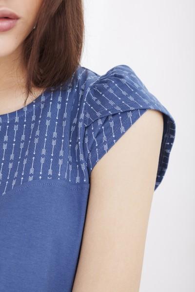 Heina blue dress