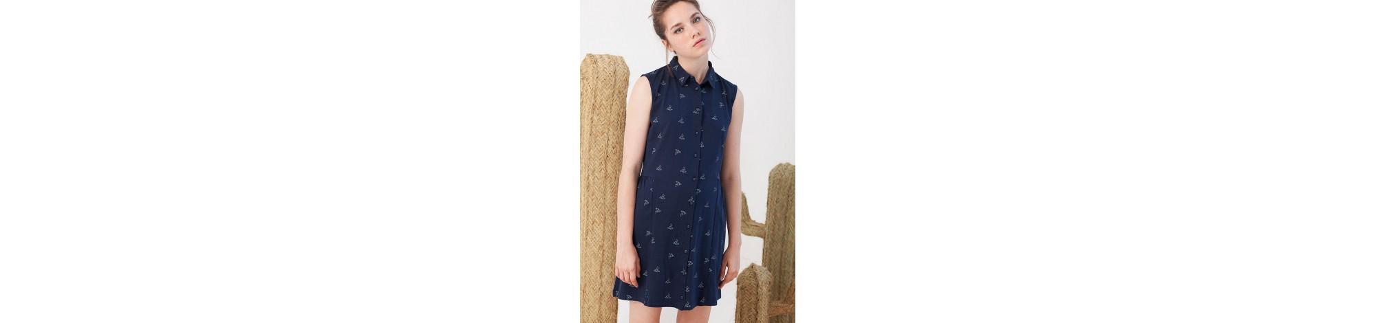 Marca de moda sostenible y de comercio justo de algodón orgánico diseñado en Barcelona